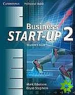 Cambridge University Press Business Start-Up 2 Student´s Book cena od 587 Kč