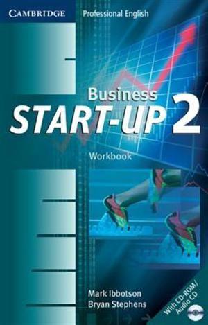 Cambridge University Press Business Start-Up 2 Workbook with Audio CD/CD-ROM cena od 390 Kč