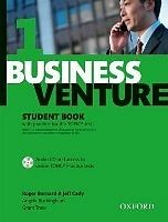 Oxford University Press Business Venture 1 Elementary (3rd Edition) Student´s Book with MultiROM cena od 388 Kč