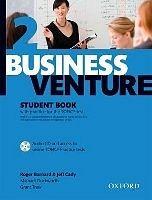 Oxford University Press Business Venture 2 Pre-Intermediate (3rd Edition) Student´s Book with MultiROM cena od 388 Kč