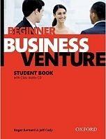 Oxford University Press Business Venture Beginner (3rd Edition) Student´s Book with MultiROM cena od 388 Kč