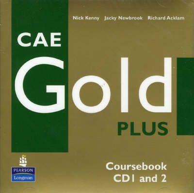 Longman CAE Gold PLUS Class CDs cena od 666 Kč