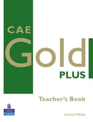 Longman CAE Gold PLUS Teacher´s Resource Book cena od 853 Kč