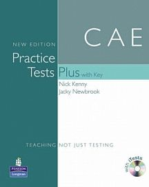 Longman CAE Practice Tests Plus (New Edition) with Key and iTest CD-ROM and Audio CDs cena od 466 Kč