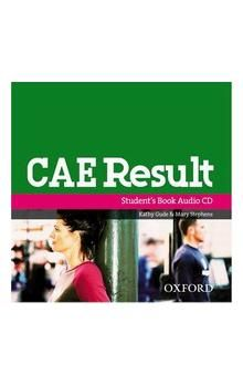 Oxford University Press CAE Result! New Edition Class Audio CD cena od 219 Kč