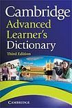 Cambridge University Press Cambridge Advanced Learner´s Dictionary Third edition Paperback cena od 756 Kč