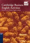 Cambridge University Press Cambridge Business English Activities cena od 1328 Kč