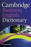 Cambridge University Press Cambridge Business English Dictionary cena od 488 Kč