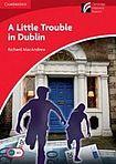 Cambridge University Press Cambridge Discovery Readers 1 A Little Trouble in Dublin cena od 72 Kč