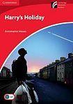 Cambridge University Press Cambridge Discovery Readers 1 Beginner / Elementary Harry´s Holiday cena od 72 Kč