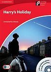 Cambridge University Press Cambridge Discovery Readers 1 Beginner / Elementary Harry´s Holiday with CD-ROM / Audio CD cena od 105 Kč