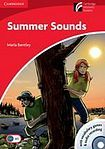 Oxford University Press Cambridge Discovery Readers 1 Summer Sounds Book with CD-ROM / Audio CD ( Original Fiction: Adventure) cena od 0 Kč