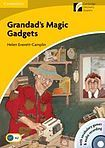Cambridge University Press Cambridge Discovery Readers 2 Grandad´s Magic Gadgets Book with CD-ROM / Audio CD ( Comedy ) cena od 90 Kč
