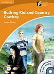 Clower Louise: Bullring Kid and Country Cowboy: w. gratis CD cena od 152 Kč