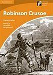 Cambridge University Press Cambridge Discovery Readers 4 Robinson Crusoe cena od 84 Kč