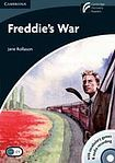 Oxford University Press Cambridge Discovery Readers 6 Freddie´s War Book with CD-ROM / Audio CD cena od 127 Kč