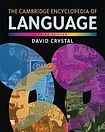 Crystal David: Cambridge Encyclopedia of Language cena od 968 Kč