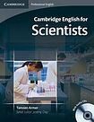 Cambridge University Press Cambridge English for Scientists Student´s Book with Audio CD cena od 512 Kč