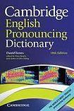 Cambridge University Press Cambridge English Pronouncing Dictionary, 18th edition Hardback cena od 1366 Kč