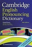 Cambridge University Press Cambridge English Pronouncing Dictionary, 18th edition Paperback cena od 920 Kč