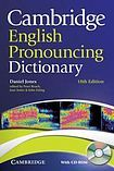 Cambridge University Press Cambridge English Pronouncing Dictionary, 18th edition Paperback with CD-ROM for Windows cena od 1096 Kč