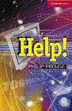 Cambridge University Press Cambridge English Readers 1 Help!: Book/Audio CD pack ( Comedy) cena od 119 Kč