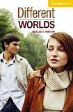 Cambridge University Press Cambridge English Readers 2 Different Worlds: Book/Audio CD pack ( Romance) cena od 119 Kč
