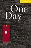 Cambridge University Press Cambridge English Readers 2 One Day: Book/Audio CD pack ( Human Interest) cena od 126 Kč