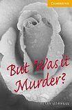 Barrell Jania: But Was it Murder?: + CD cena od 199 Kč