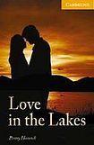 Cambridge University Press Cambridge English Readers 4 The Love in the Lakes cena od 104 Kč
