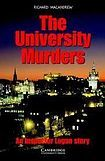Cambridge University Press Cambridge English Readers 4 The University Murders cena od 104 Kč