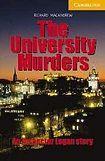 Cambridge University Press Cambridge English Readers 4 The University Murders: Book/2 Audio CDs pack ( Murder mystery) cena od 163 Kč
