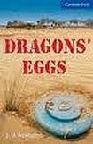 Cambridge University Press Cambridge English Readers 5 Dragon´s Eggs: Book/2 Audio CDs pack ( Human Interest) cena od 174 Kč