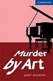 McGiffin Janet: Murder by Art: + CD cena od 212 Kč