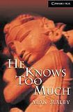 Maley Alan: He Knows Too Much: + CD cena od 184 Kč