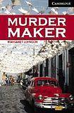 Johnson Margaret: Murder Maker: + CD cena od 189 Kč