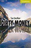 Cambridge University Press Cambridge English Readers Starter Dirty Money: Book/Audio CD pack ( Thriller) cena od 108 Kč