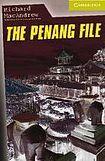 Cambridge University Press Cambridge English Readers Starter The Penang File cena od 76 Kč