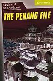 XXL obrazek Cambridge University Press Cambridge English Readers Starter The Penang File: Book/Audio CD pack ( Thriller)