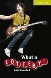 Cambridge University Press Cambridge English Readers Starter What a Lottery!: Book/Audio CD pack ( Comedy) cena od 116 Kč