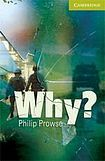 Cambridge University Press Cambridge English Readers Starter Why?: Book/ Audio CD pack ( Human Interest) cena od 119 Kč