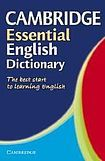 Cambridge University Press Cambridge Essential English Dictionary cena od 230 Kč