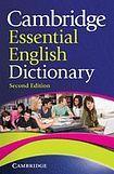Cambridge University Press Cambridge Essential English Dictionary (2nd Edition) cena od 238 Kč
