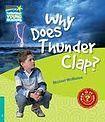 Cambridge University Press Cambridge Factbooks 5 Why Does Thunder Clap? cena od 110 Kč