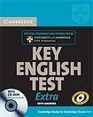Cambridge University Press Cambridge Key English Test Extra Student´s Book with answers and CD-ROM cena od 685 Kč