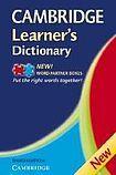 Cambridge University Press Cambridge Learner´s Dictionary 3rd Edition cena od 636 Kč