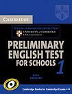 Cambridge University Press Cambridge PET for Schools 1 Self-Study Pack (Student´s Book with Answers with Audio CDs (2)) cena od 616 Kč