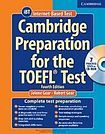 Cambridge University Press Cambridge Preparation for the TOEFL® Test Book with CD-ROM 4th Edition cena od 959 Kč