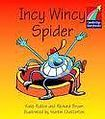 Cambridge University Press Cambridge Storybooks 1 Incy Wincy Spider: Brown a Ruttle cena od 70 Kč