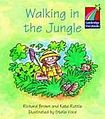 XXL obrazek Cambridge University Press Cambridge Storybooks 1 Walking in the Jungle: Brown a Ruttle